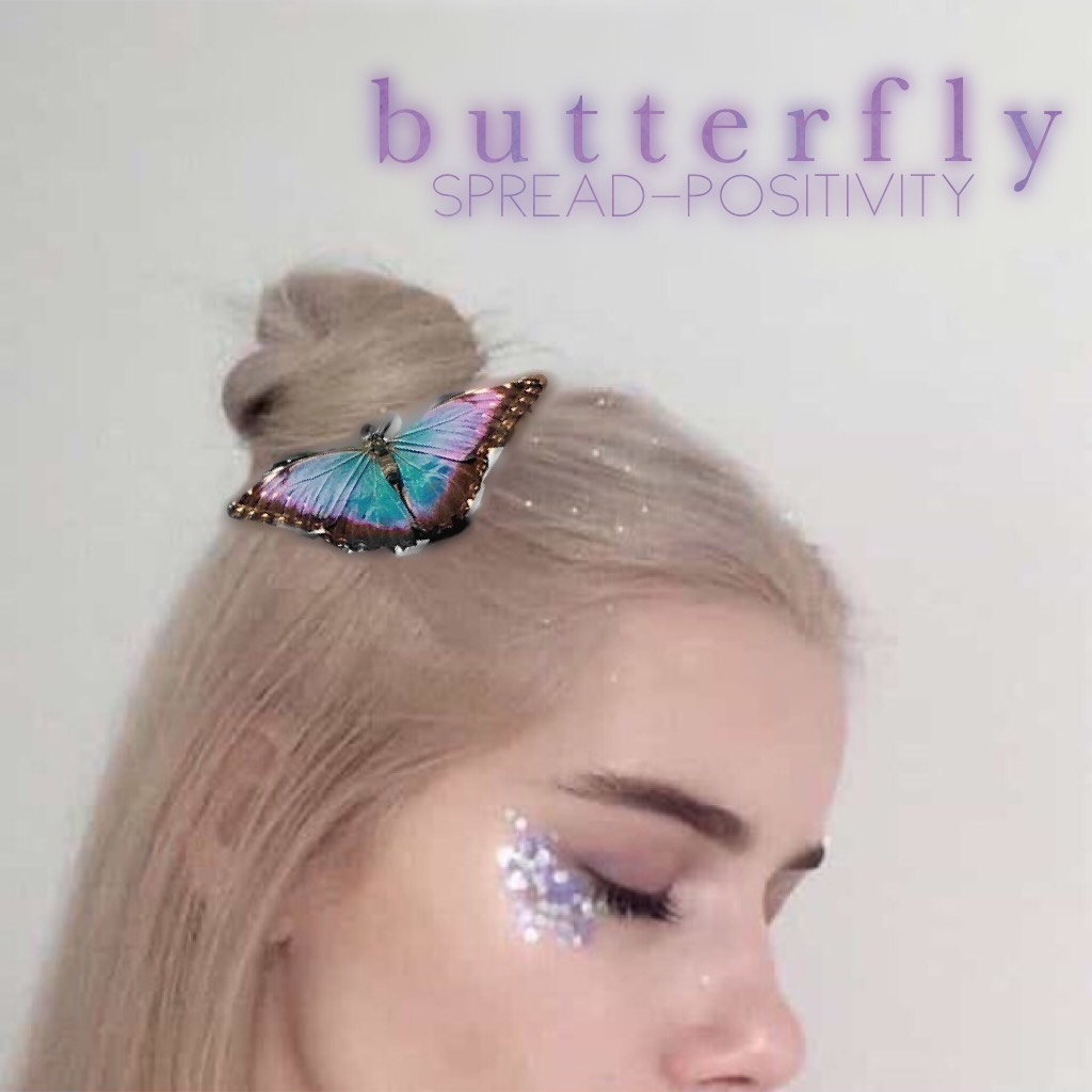 so i made the butterfly png out of a photo I took ✌️️