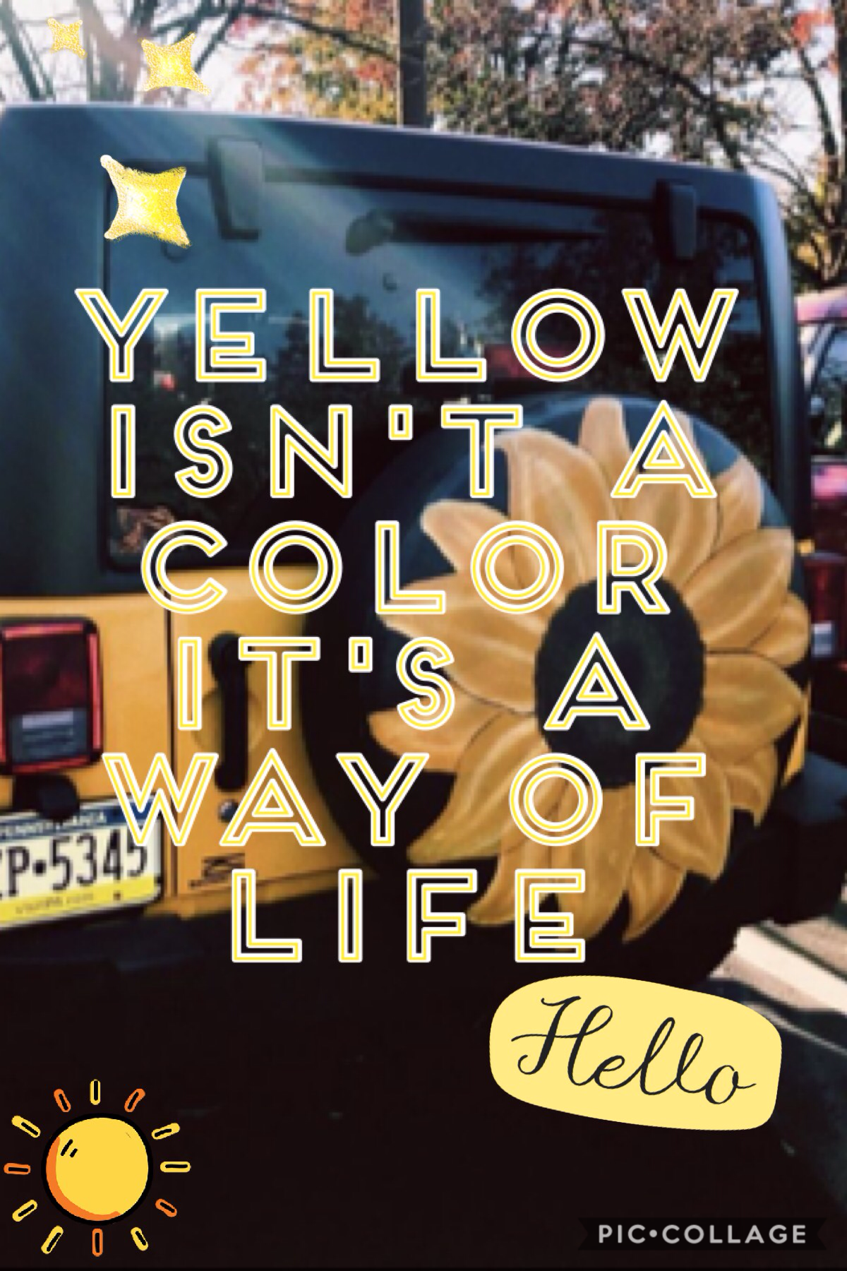 ☀️TAPPY☀️New theme!vsco yellow!