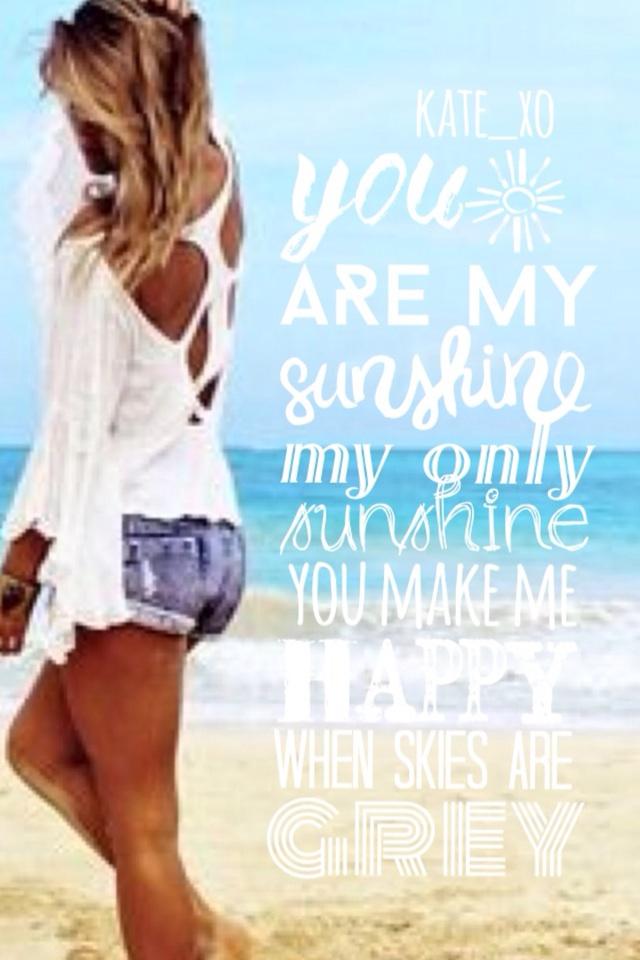 sunshine 💛