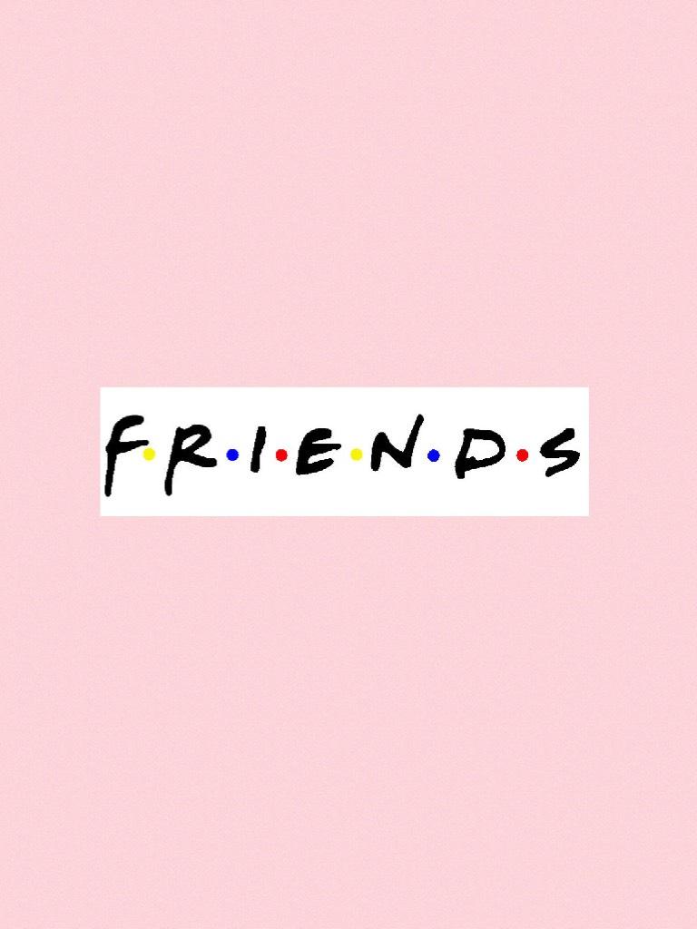 Friends text
