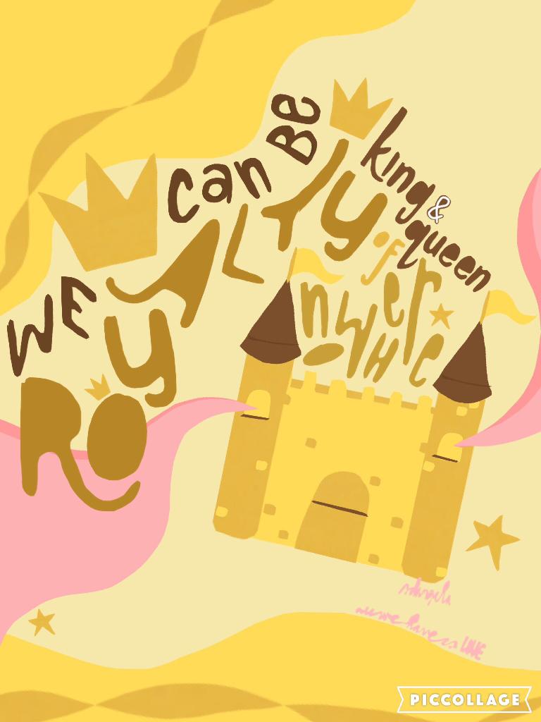 for castlescience 's contest 💓👑 honest rate, please !