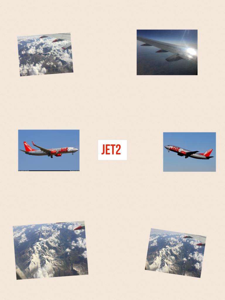 Jet2 are good