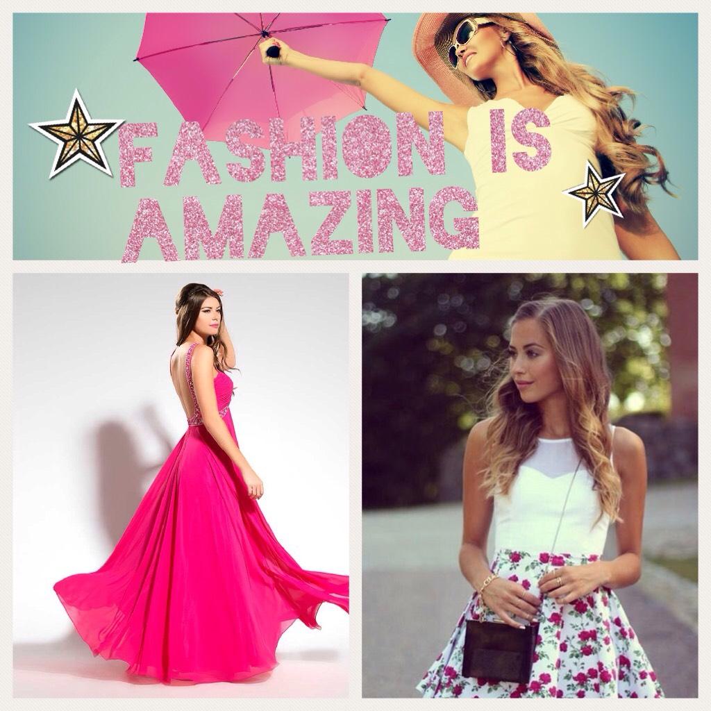 """""""Fashion"""""""