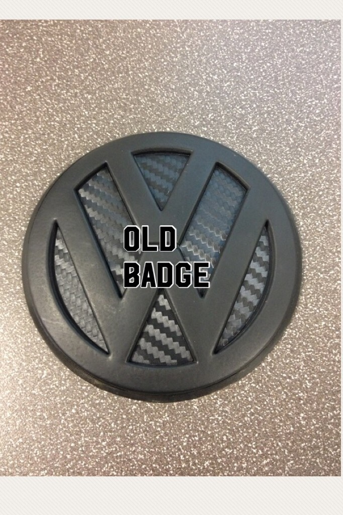 Old badge
