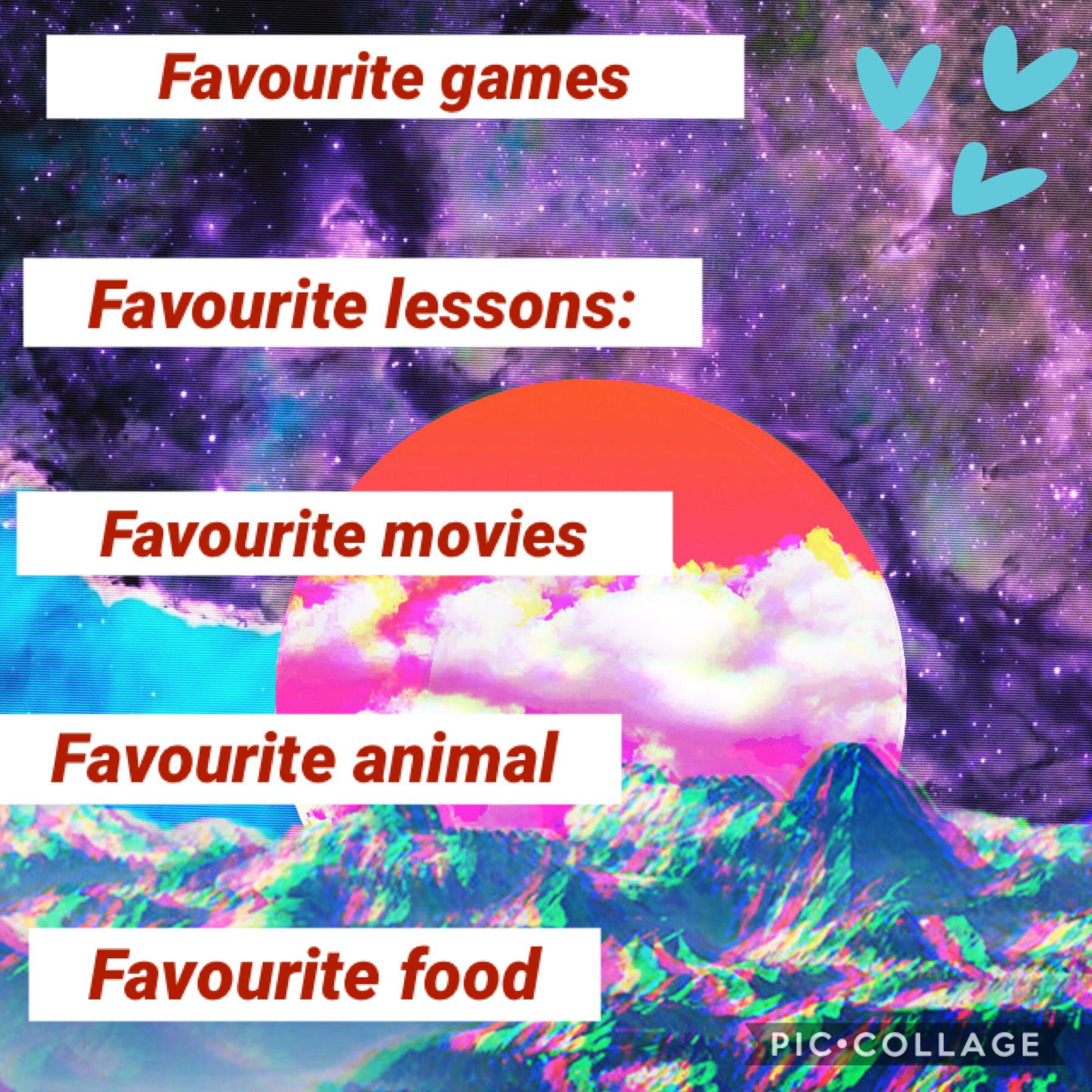 What's ur favourite things from this? :)