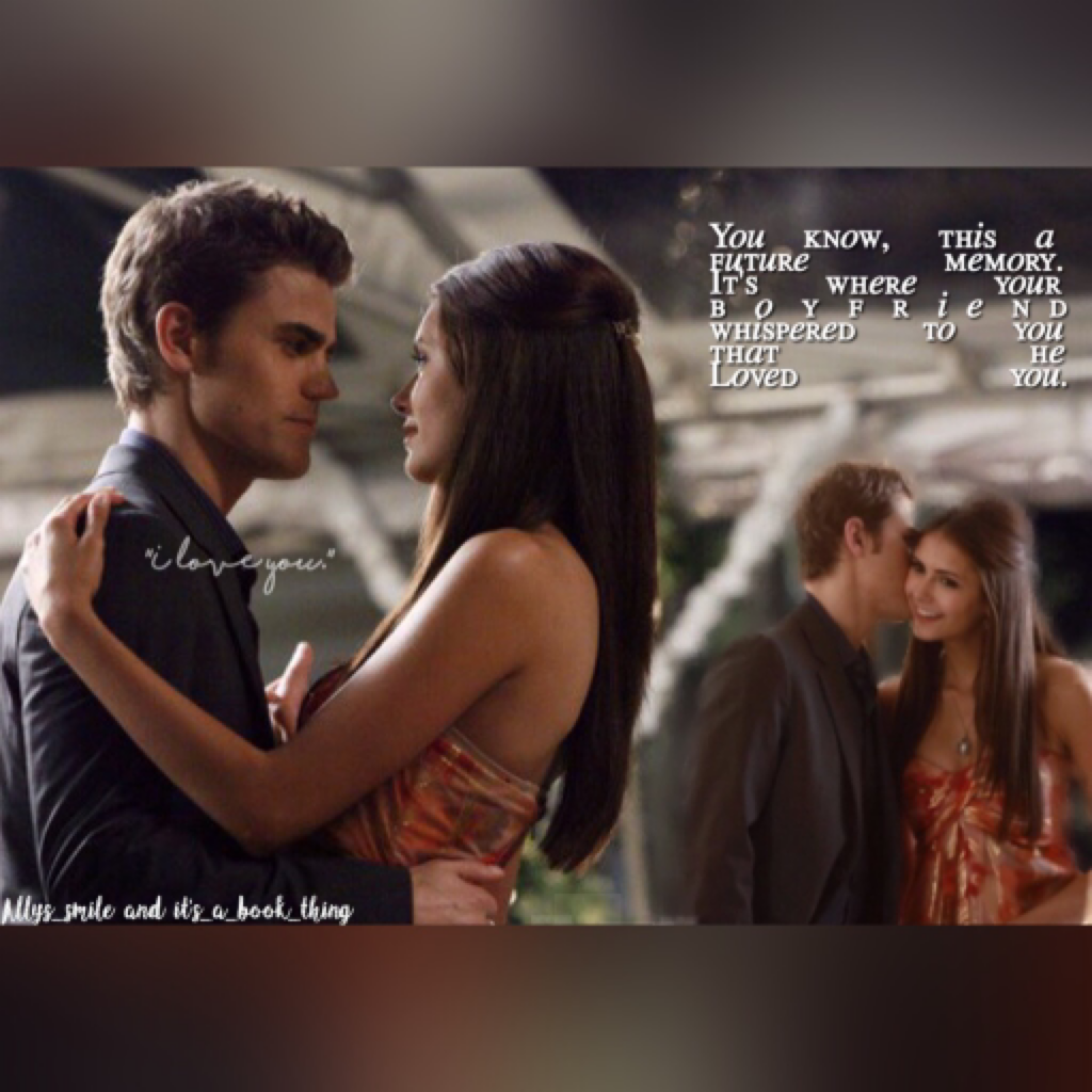 ❤️Tap!❤️ Collab with the bestie, were missing stelena!😭