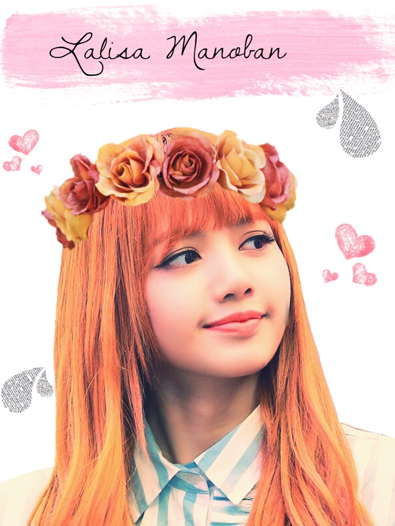 This is Lalisa Manoban from Blackpink.