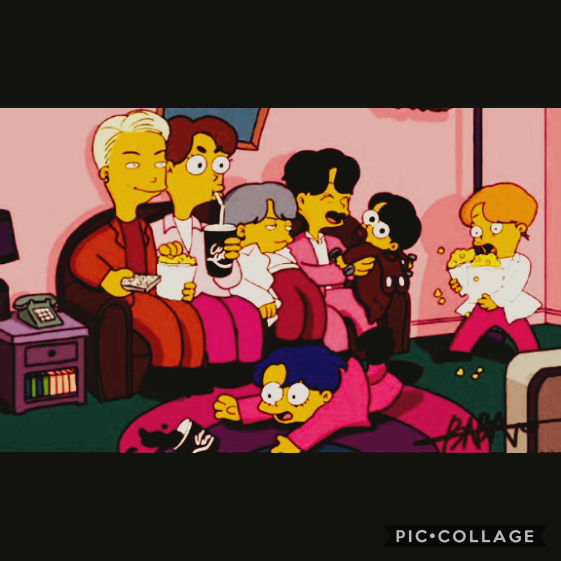 🌼tap🍩 this is for agust_ddaeng!!! you may recognize it as my icon  it's the bts simpsonssssssss