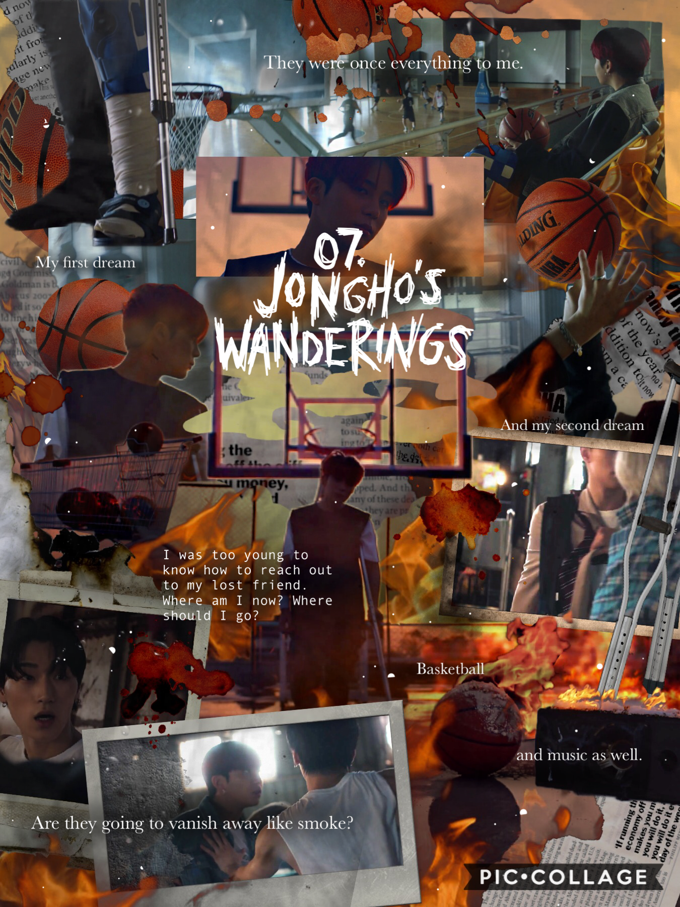 """[8/10] 07. """"Jongho's Wanderings"""" 