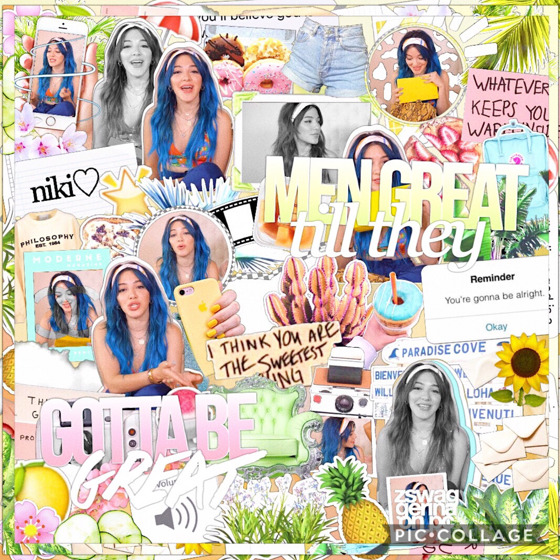 I feel like I always edit niki lol 🦋💛 also if you didn't know I have a spam account @kellithinkshescool ! follow me there for more kelli stuff, not that you should care 😂