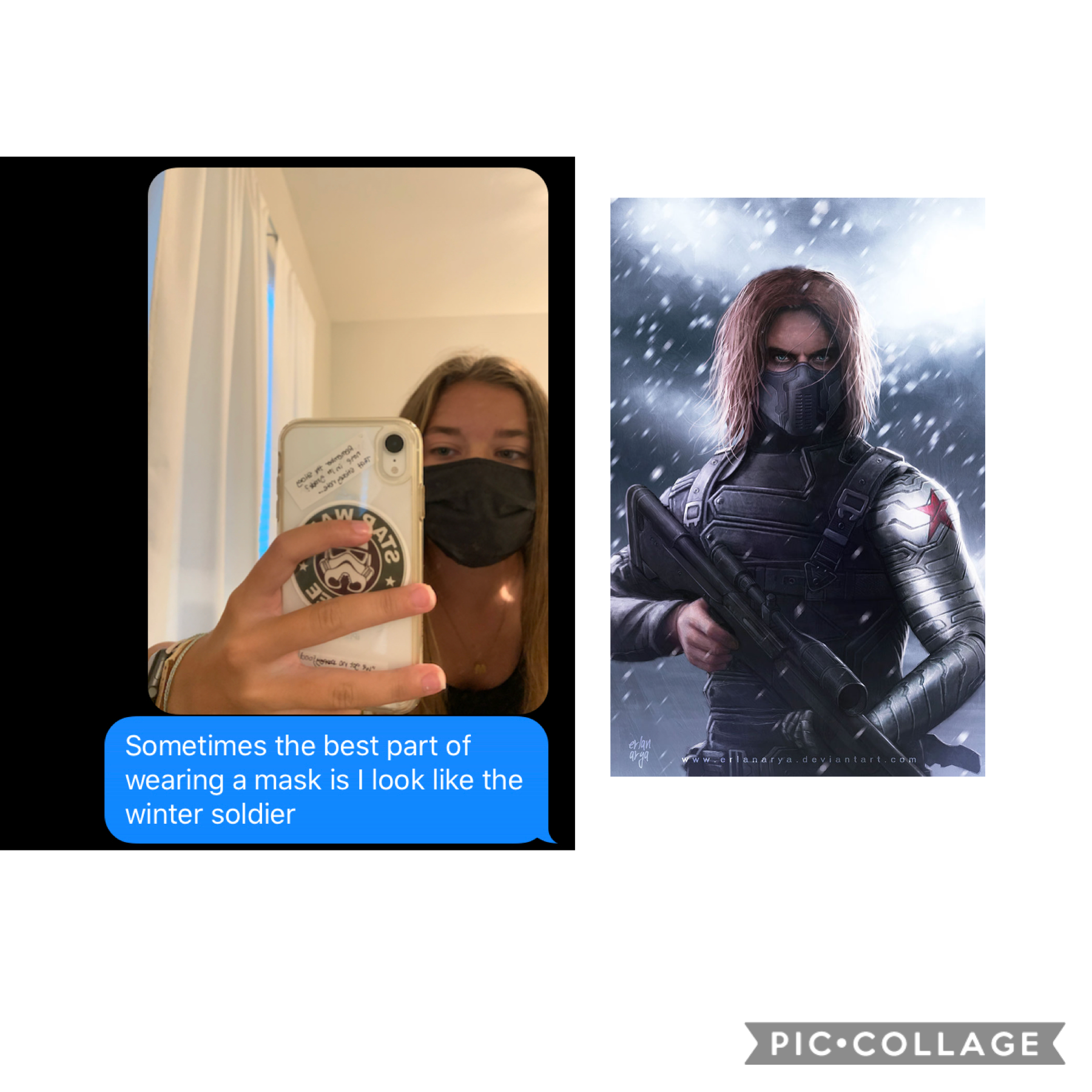 Sent this to my friend friend today