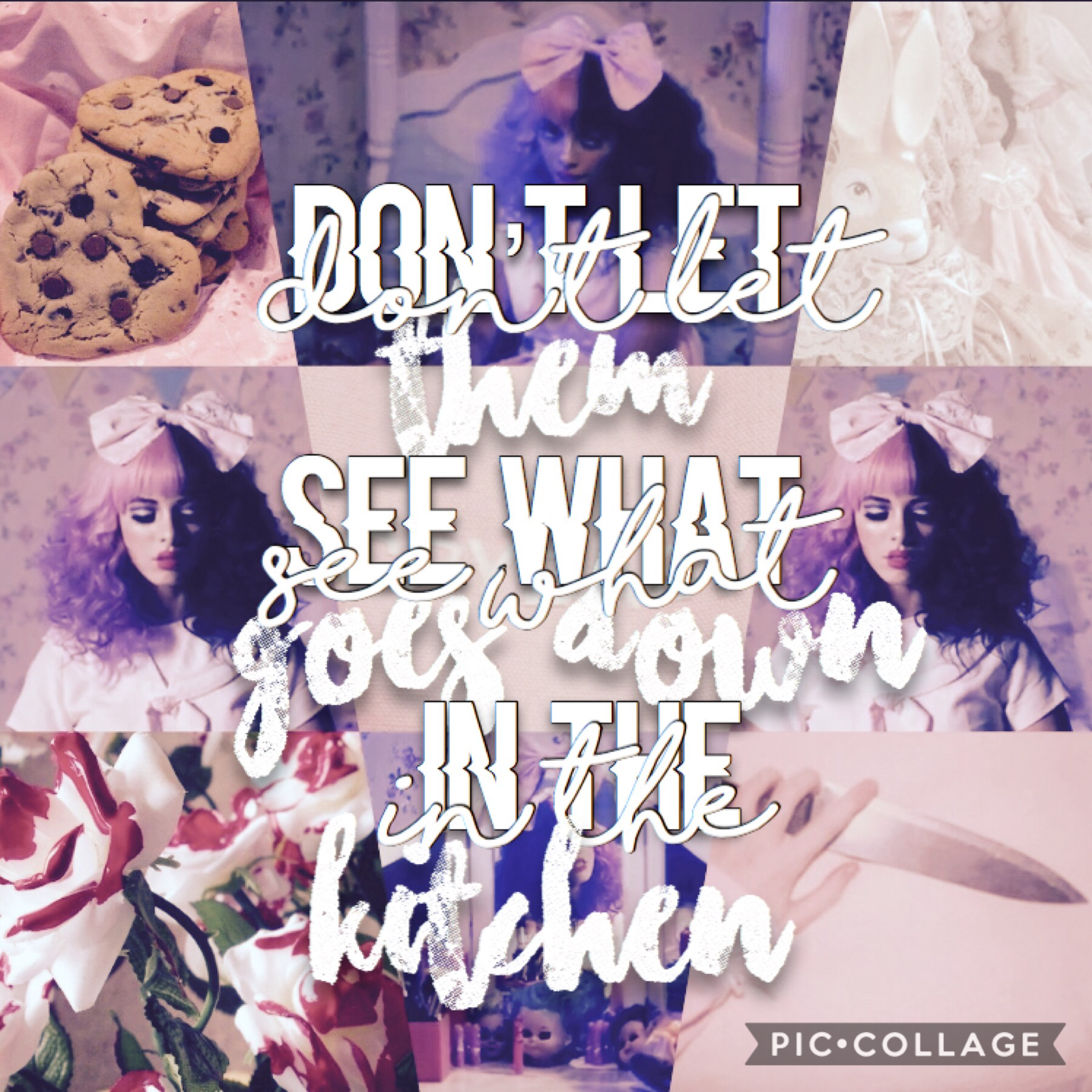 TAP mELANIE MARTINEZ EDIT CAUSE I LOVE HER I KNOW EVERY SONG BY HEART SHE WAS MY FIRST FAVORITE SINGER  playlist: Dollhouse by Melanie Martinez Bohemian Rhapsody by Queen (Brendon Urie Cover)