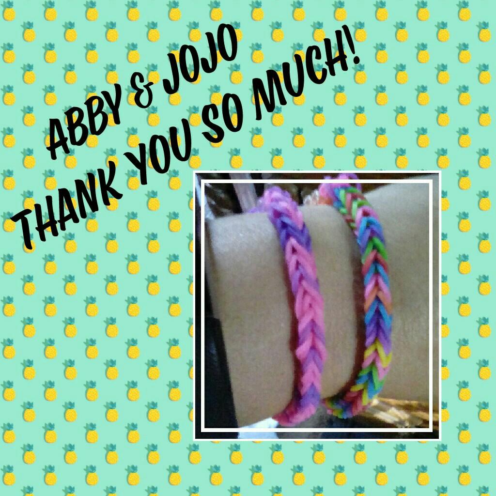 Abby & JoJo