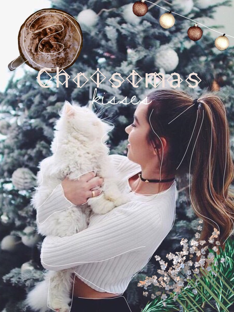 ☕️ tap heree ☕️  Helloo my lovely babes 🙌🏼💓 As you know, I love Christmas just as much as I love Halloween, so I'm going to be doing a theme of Christmas collages from now on!🎄🙈 Hope you enjoy this one 😘🎁  xox mel 🎄🎅🏻