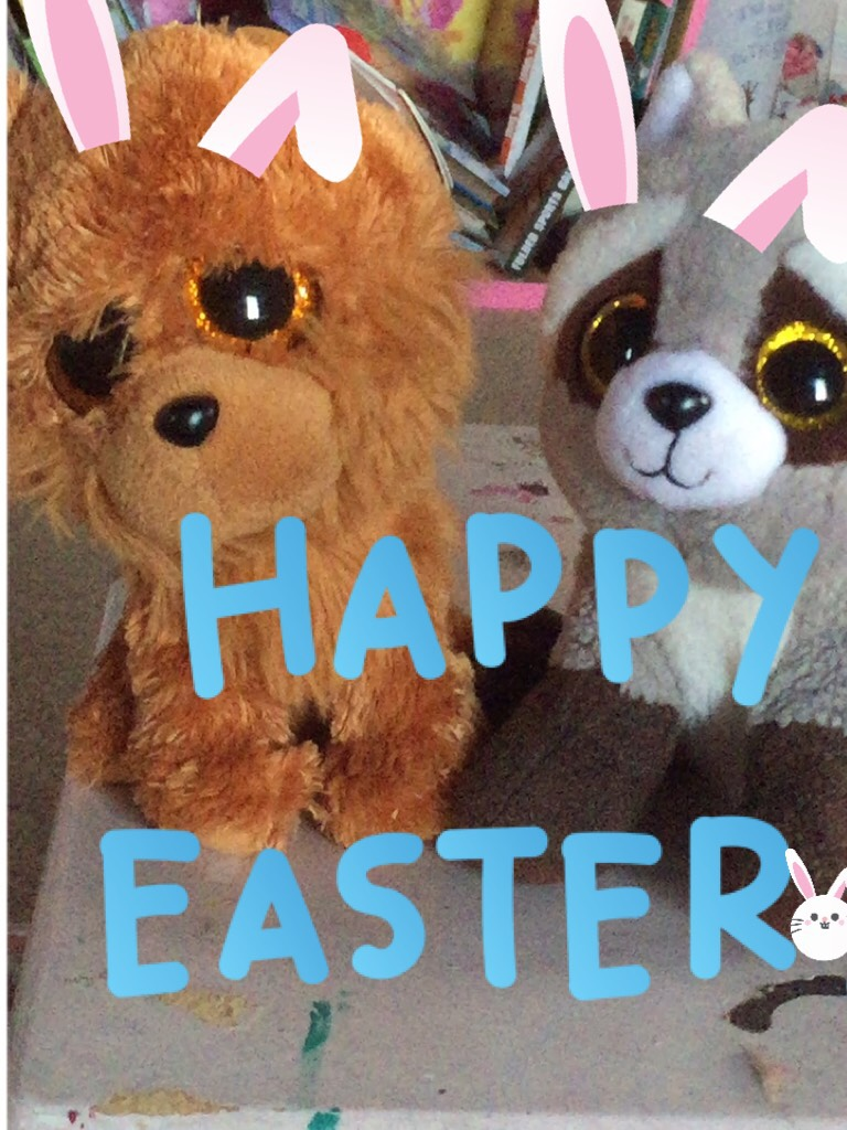 Happy Easter eve