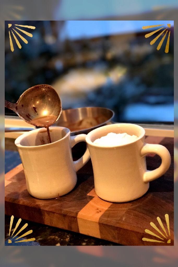🍫 Hot Chocolate ☕️