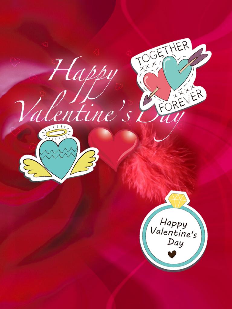 Savannah happy Valentine's Day