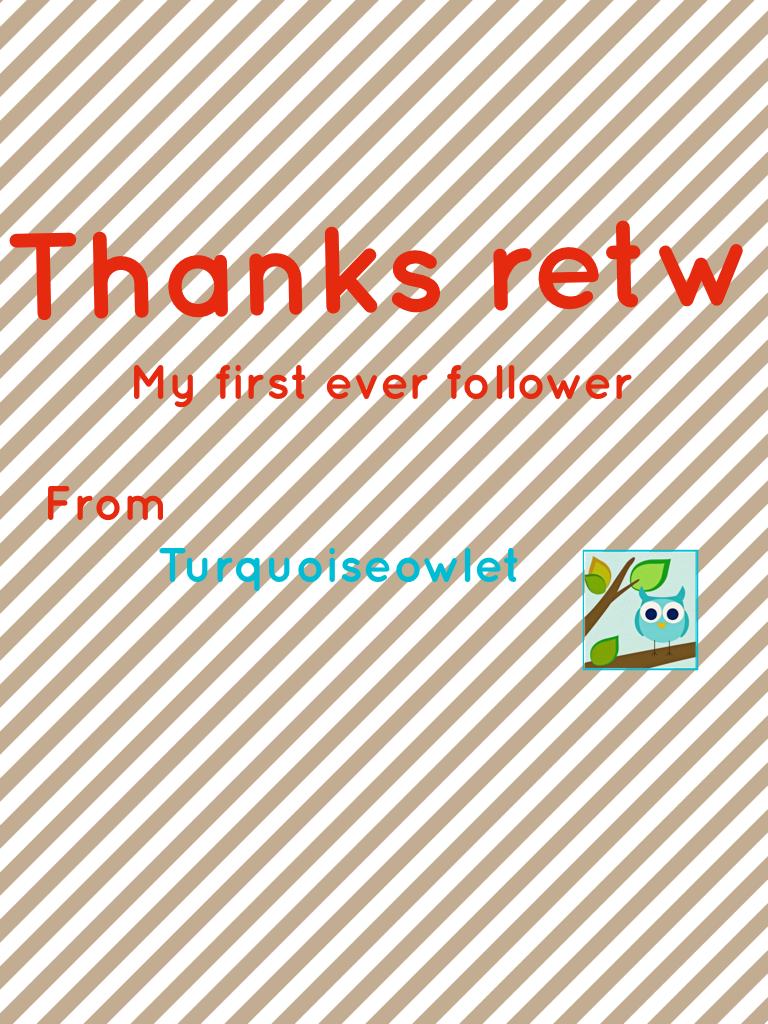 Thanks retw