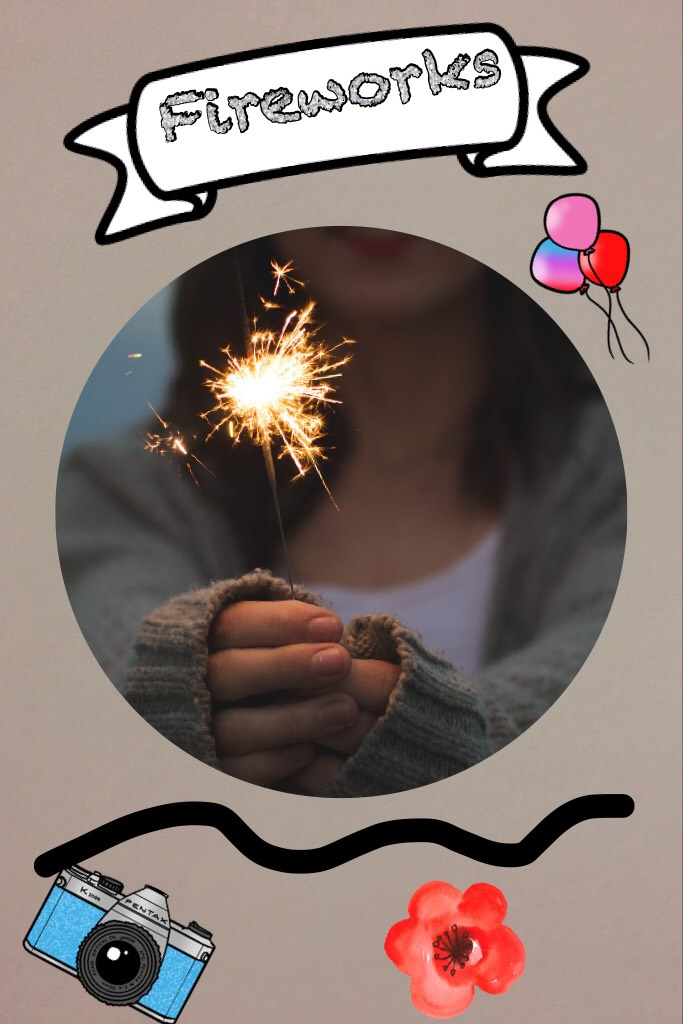 Fireworks 💥
