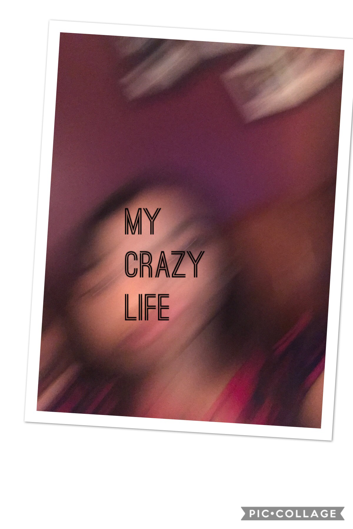 My crazy life ~tap~
