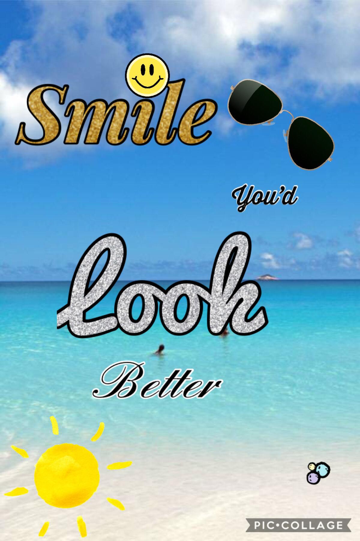 Smile!!! I'm back!
