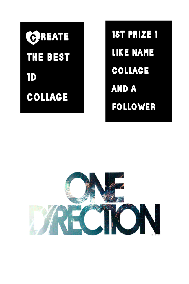 Create the best 1d collage join in please