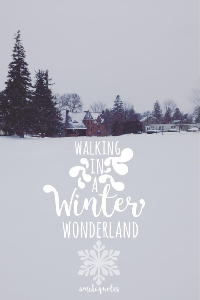 More winter stuff ;)