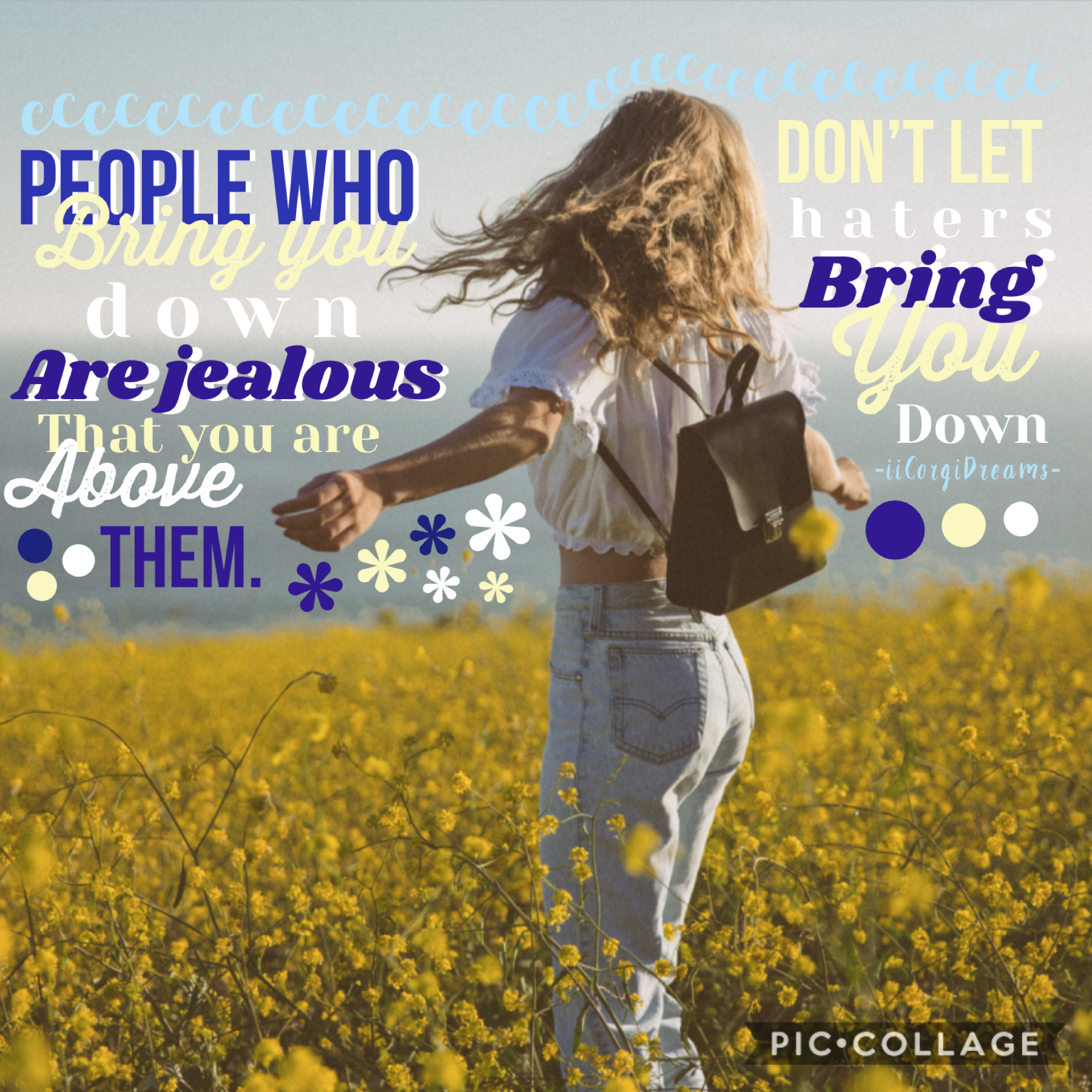 tap This is just a collage I made. I'll still be posting collages, but not so much replying to comments. I have Pinterest which I may share if I feel comfortable enough I really need to start listening to this quote more. life has been rough, especially t