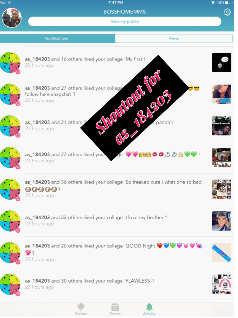 Shoutout for as_184203and follow her
