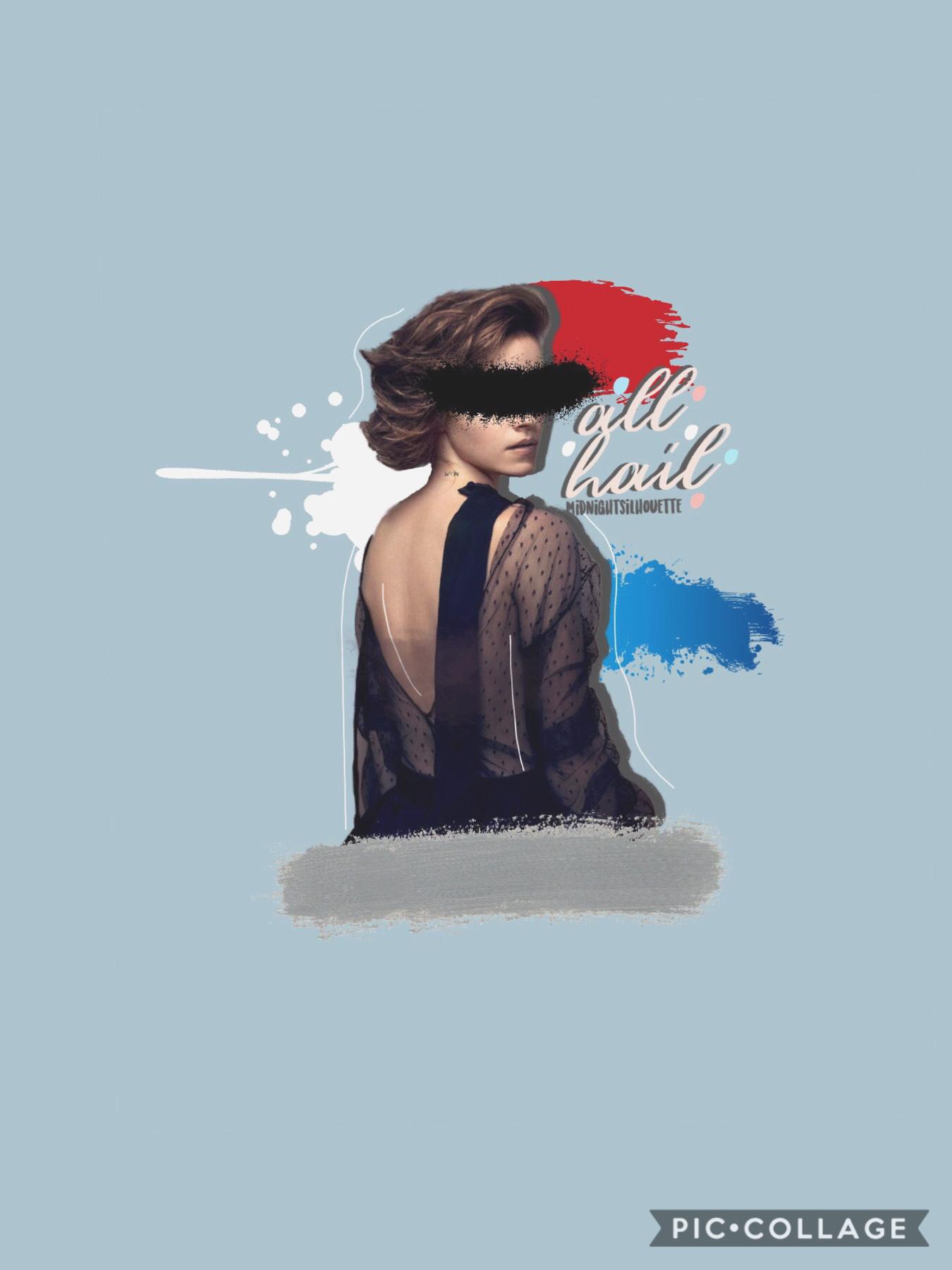 all hail ;) | 8/8