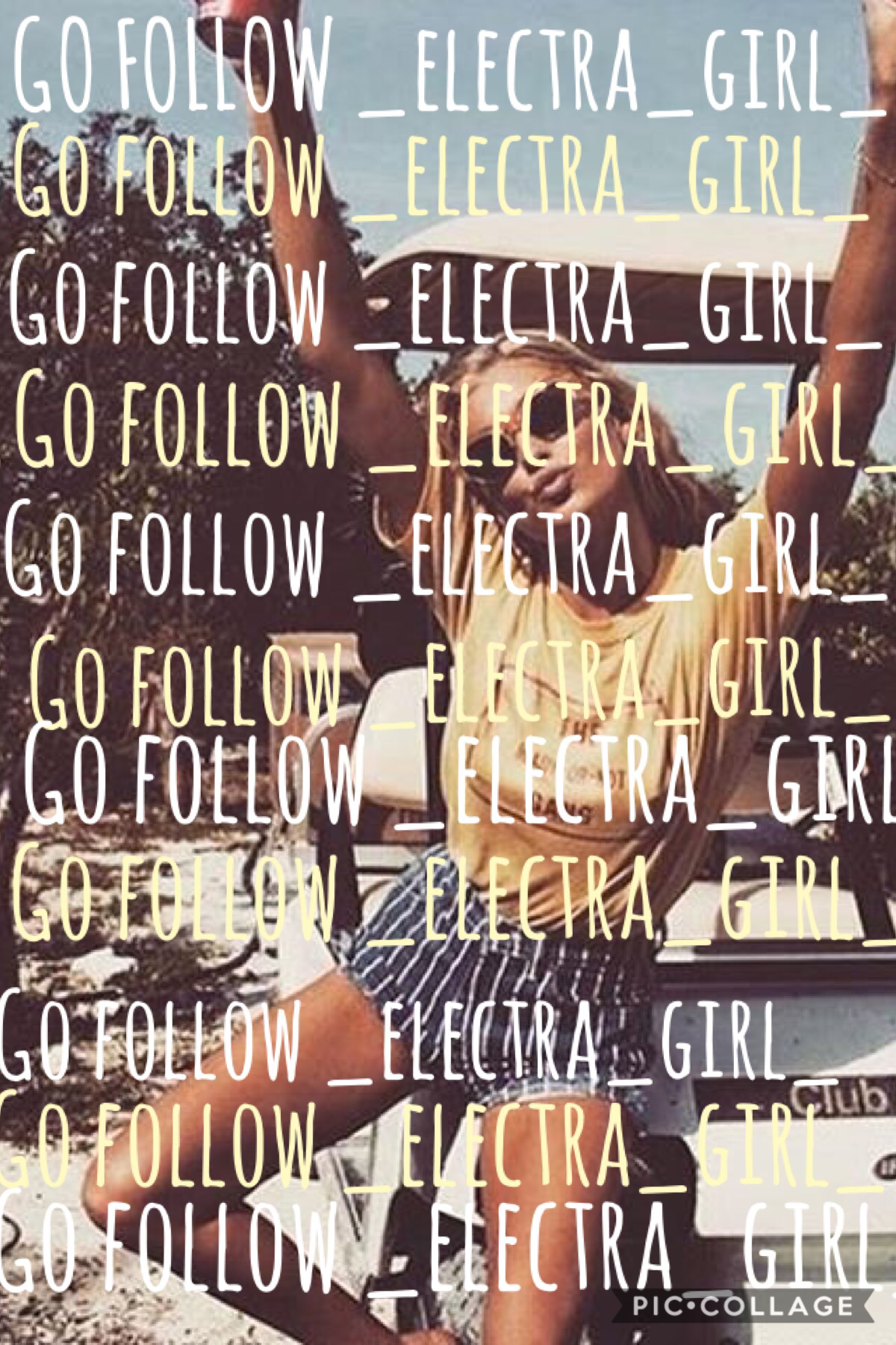 GO FOLLOW _electa_girl_ Her collages r r so pretty!!and she's so creative