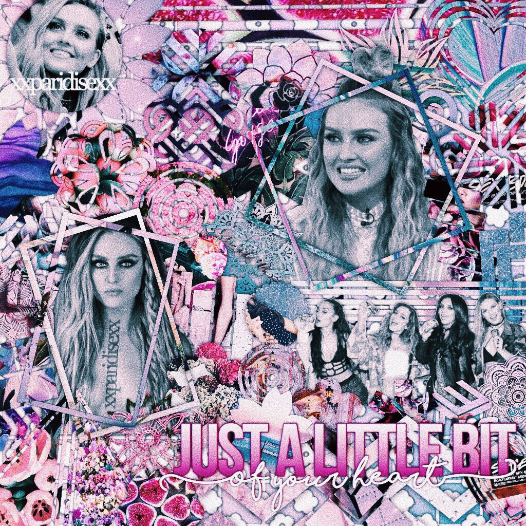Hello!👋🏽 HAPPY BELATED BIRTHDAY TO PERRIE EDWARDS AKA MY QUEEN!!💓 posted a YouTube video today and you should expect another video tomorrow! GO SUBSCRIBE!!: editing daisy✨|💜RATE!:1-10💜 comment you thoughts on this edit!!🌷check comments 🌷