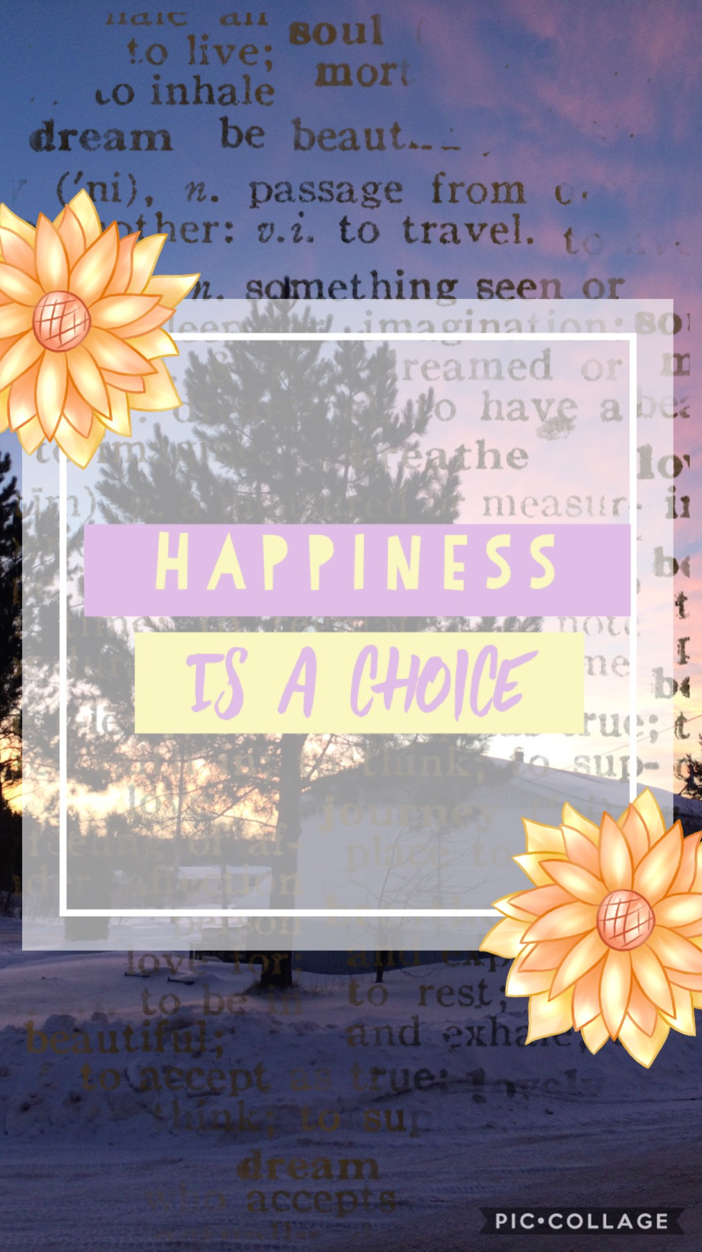 Choose to be happy, it makes life so much better!!💗