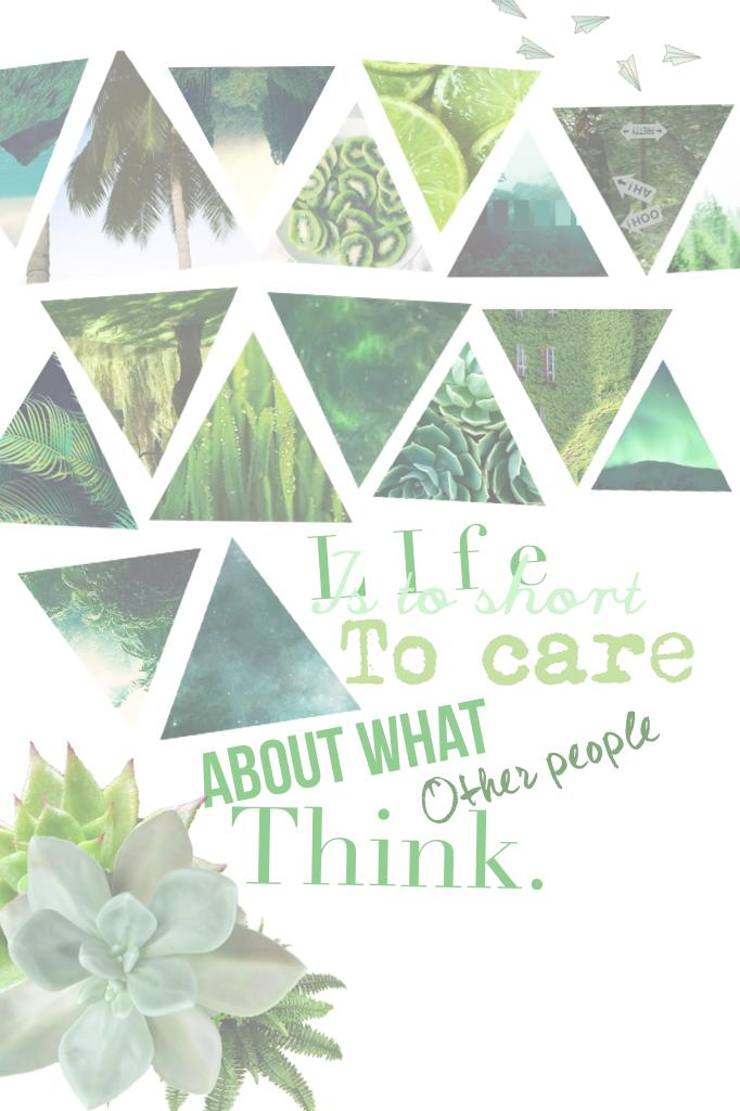 So true, yet I still care 😂