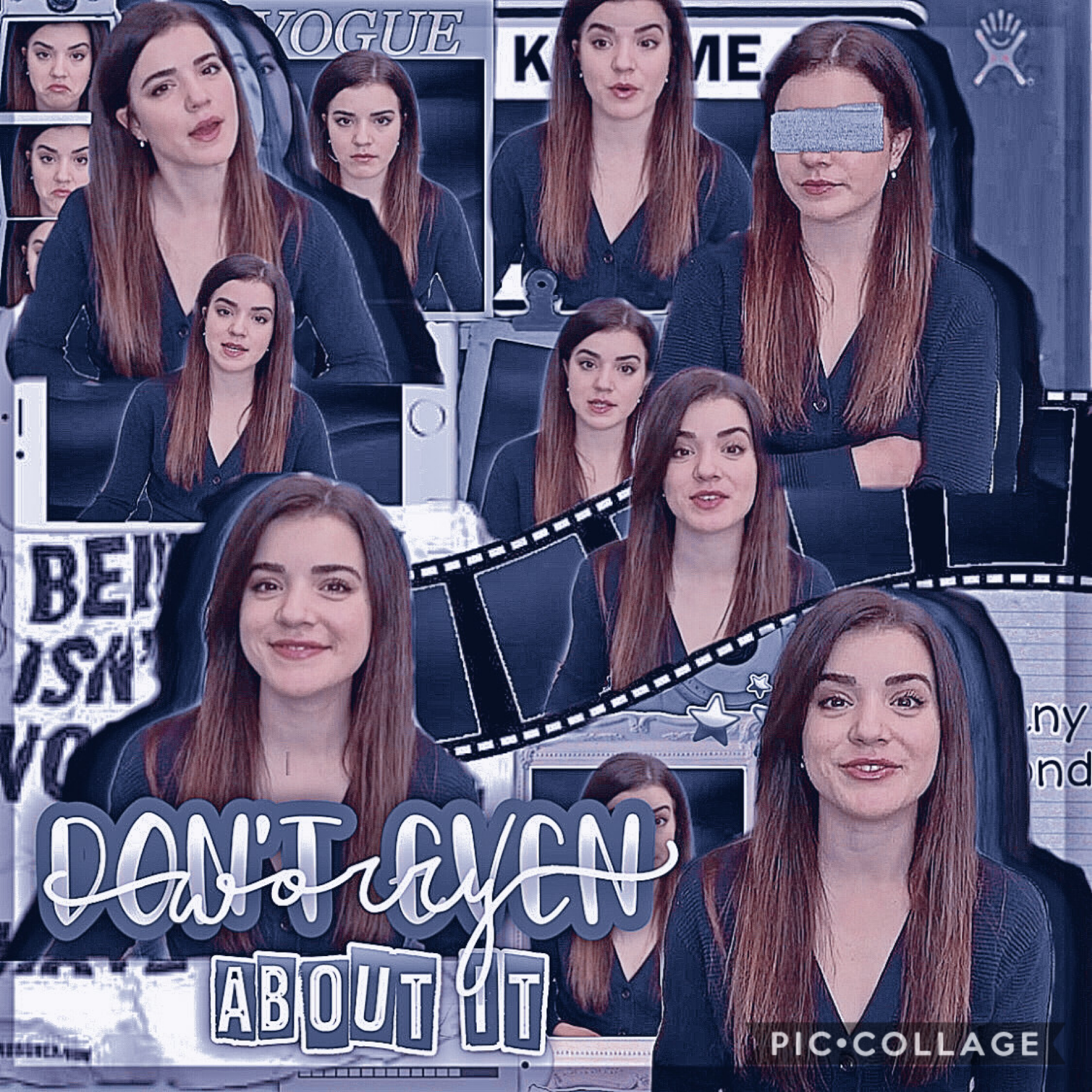 New complex edit! Brittany Raymond known as Riley from the next step. Don't forget to follow like and comment!! 💙🖤🤍