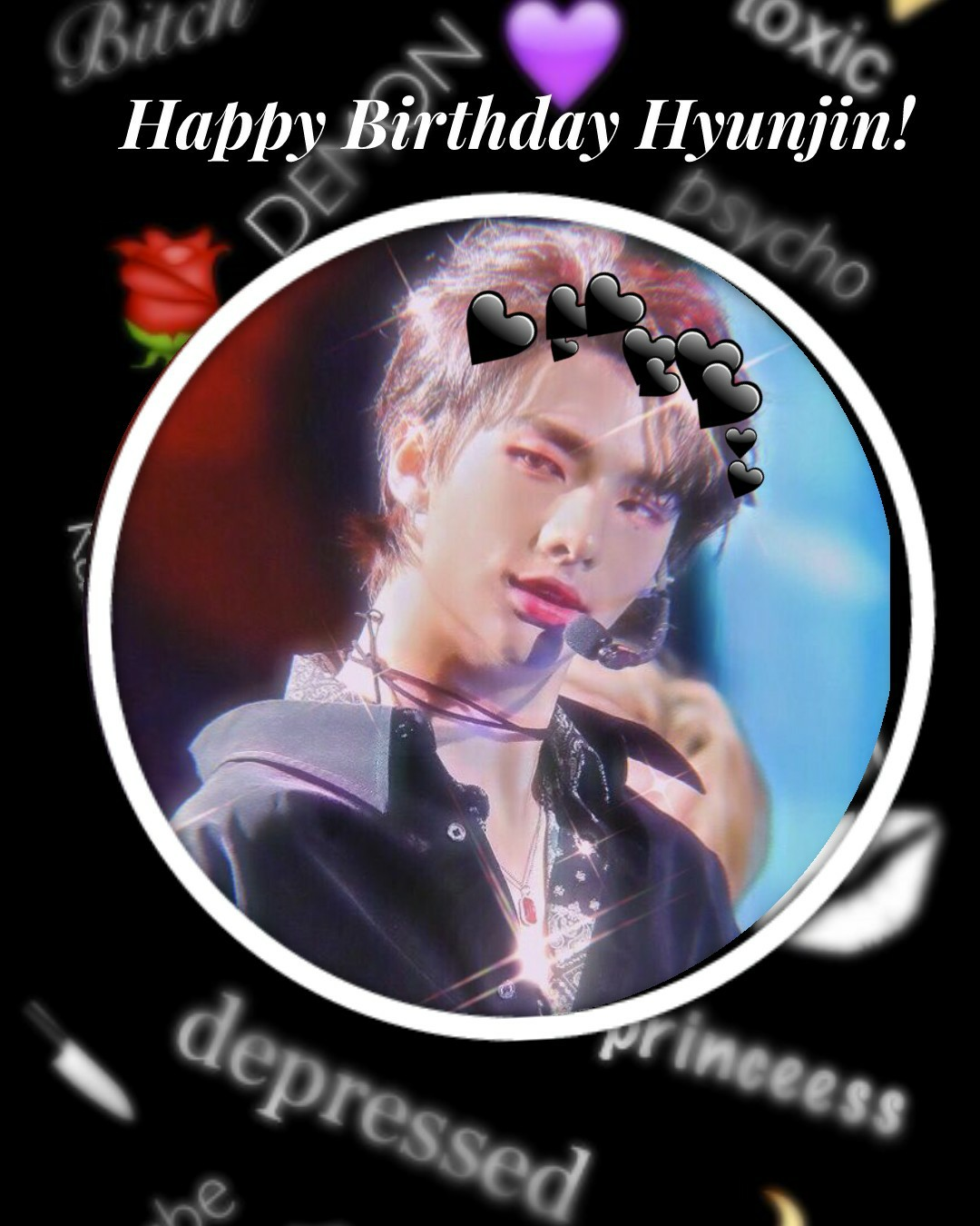 Happy Birthday Hwang Hyun-jin!❤💫