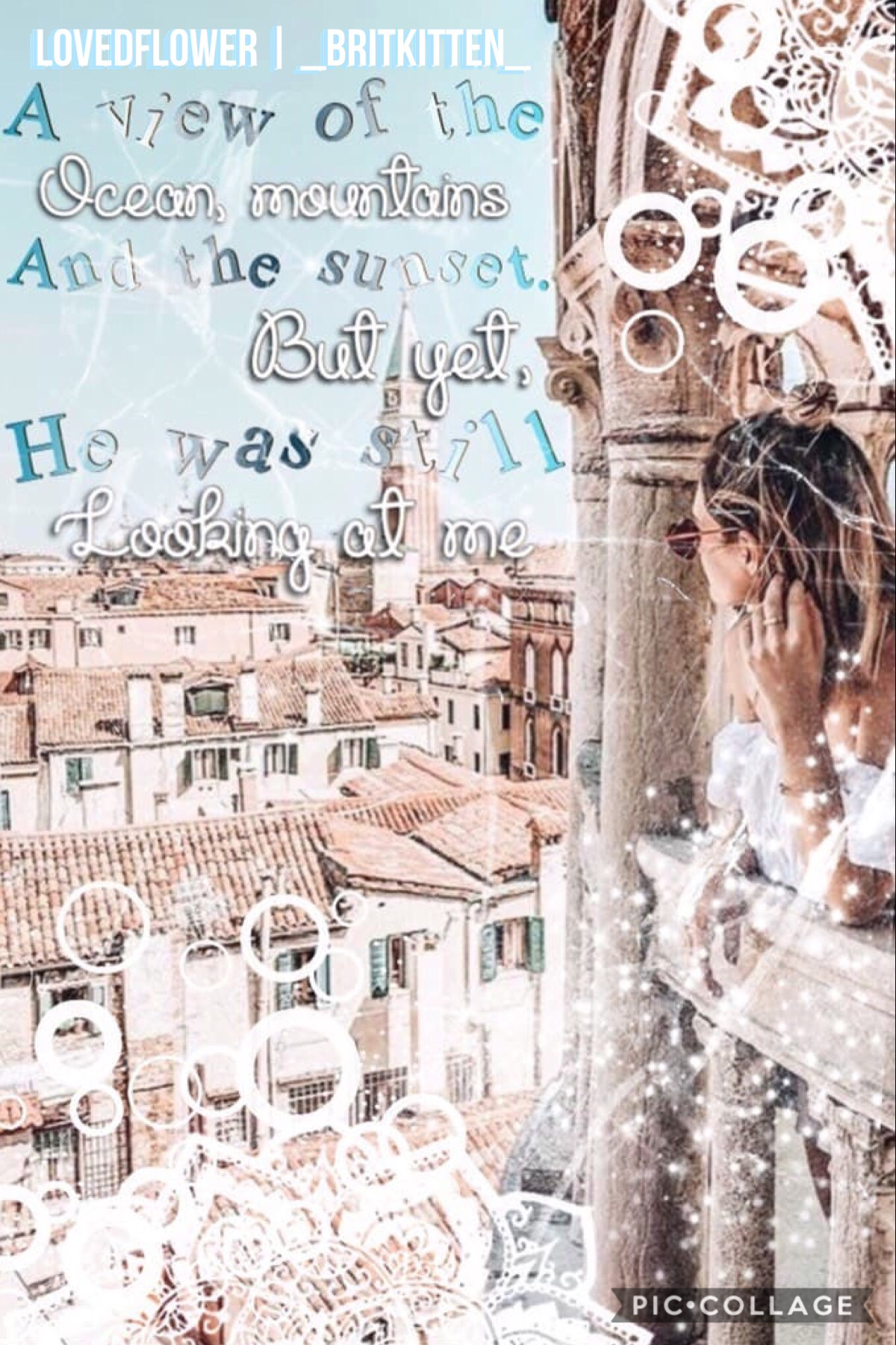 [click] 02/06/2019 Collab with.. _britkitten_ my bestie❤️honestly she's soo talented, sweet and she's the best! She did the stunning text and I found the quote and the background! Check out Britney's account!! xo