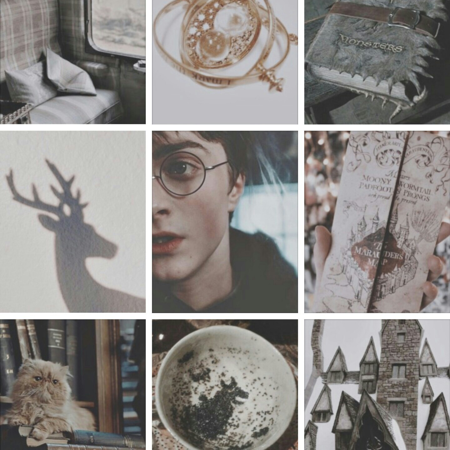⚡click here plz⚡ guess which hp book this is love y'all 📘Roons📘