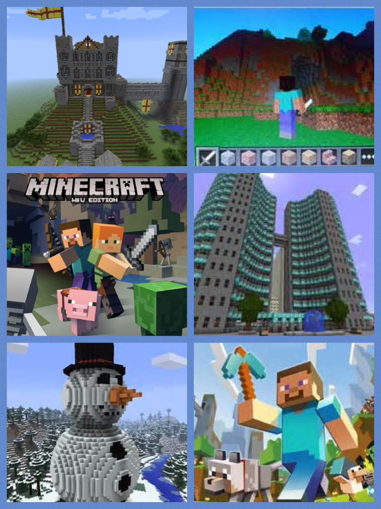 Minecraft awesome!!!!!!!!!!!!!!!!!!!!