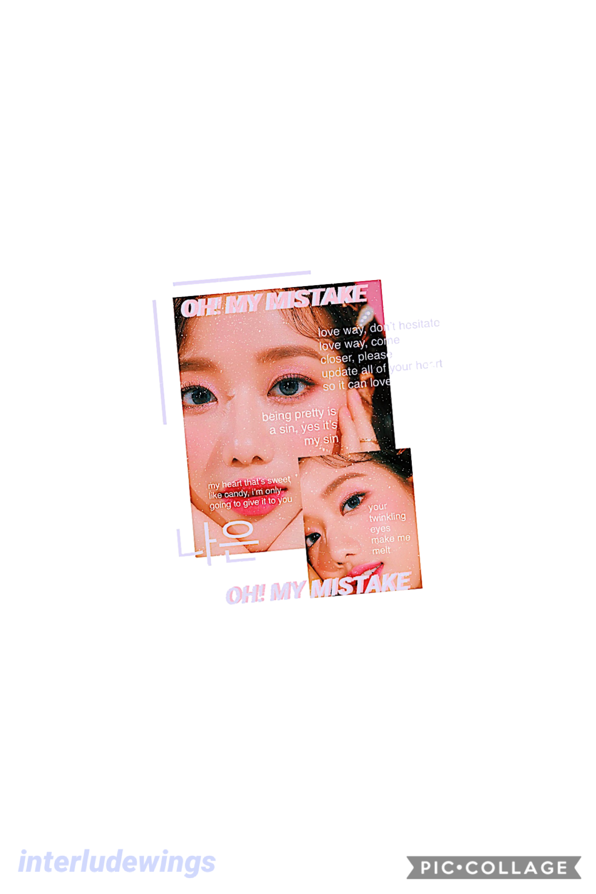 🌸 open 🌸  naeun~april