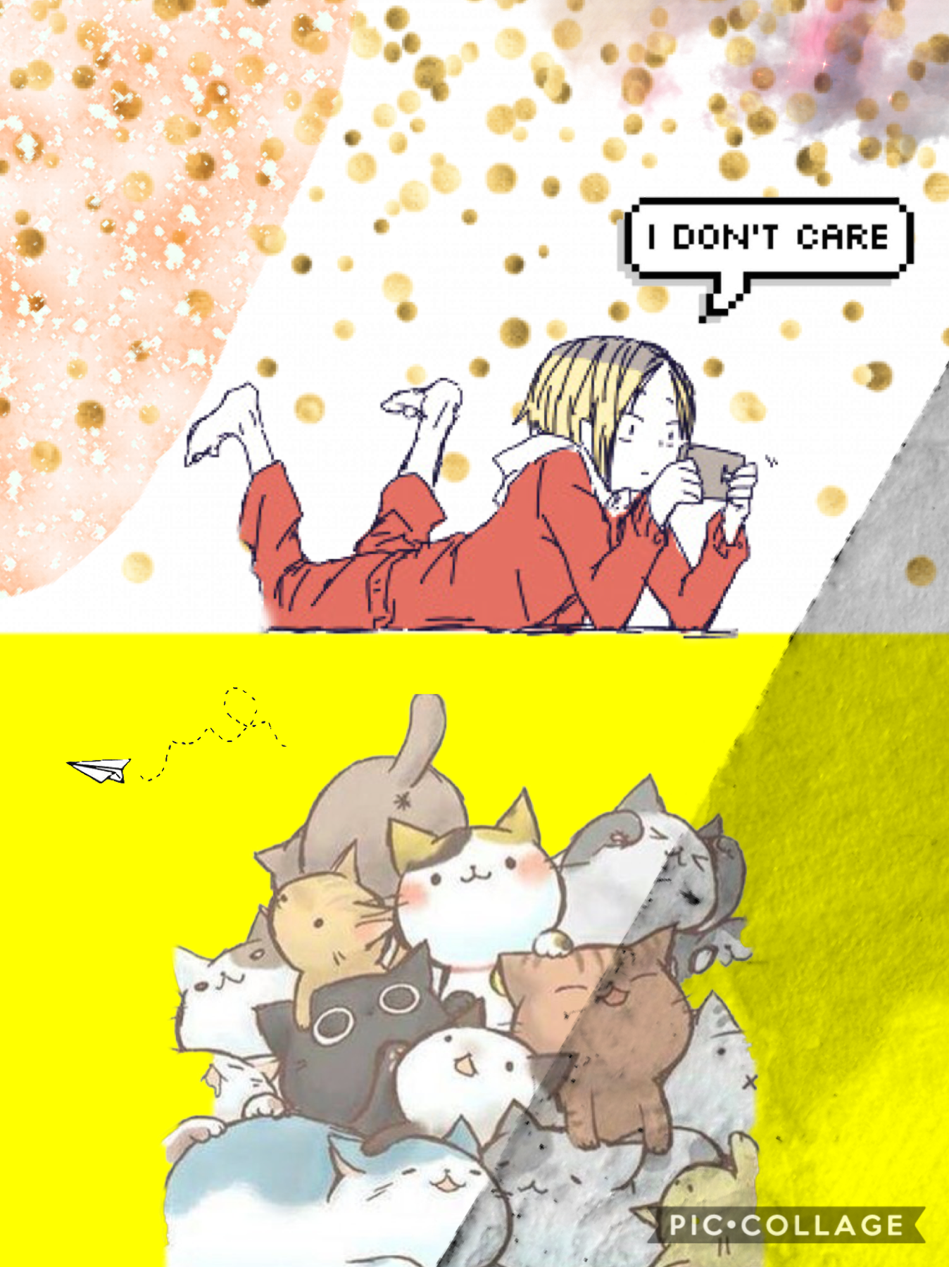 Collage idea from -kenma... thank you please go check them out!