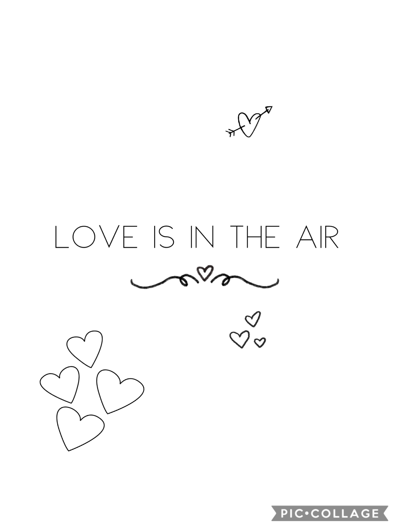 Love is in the air ❤️