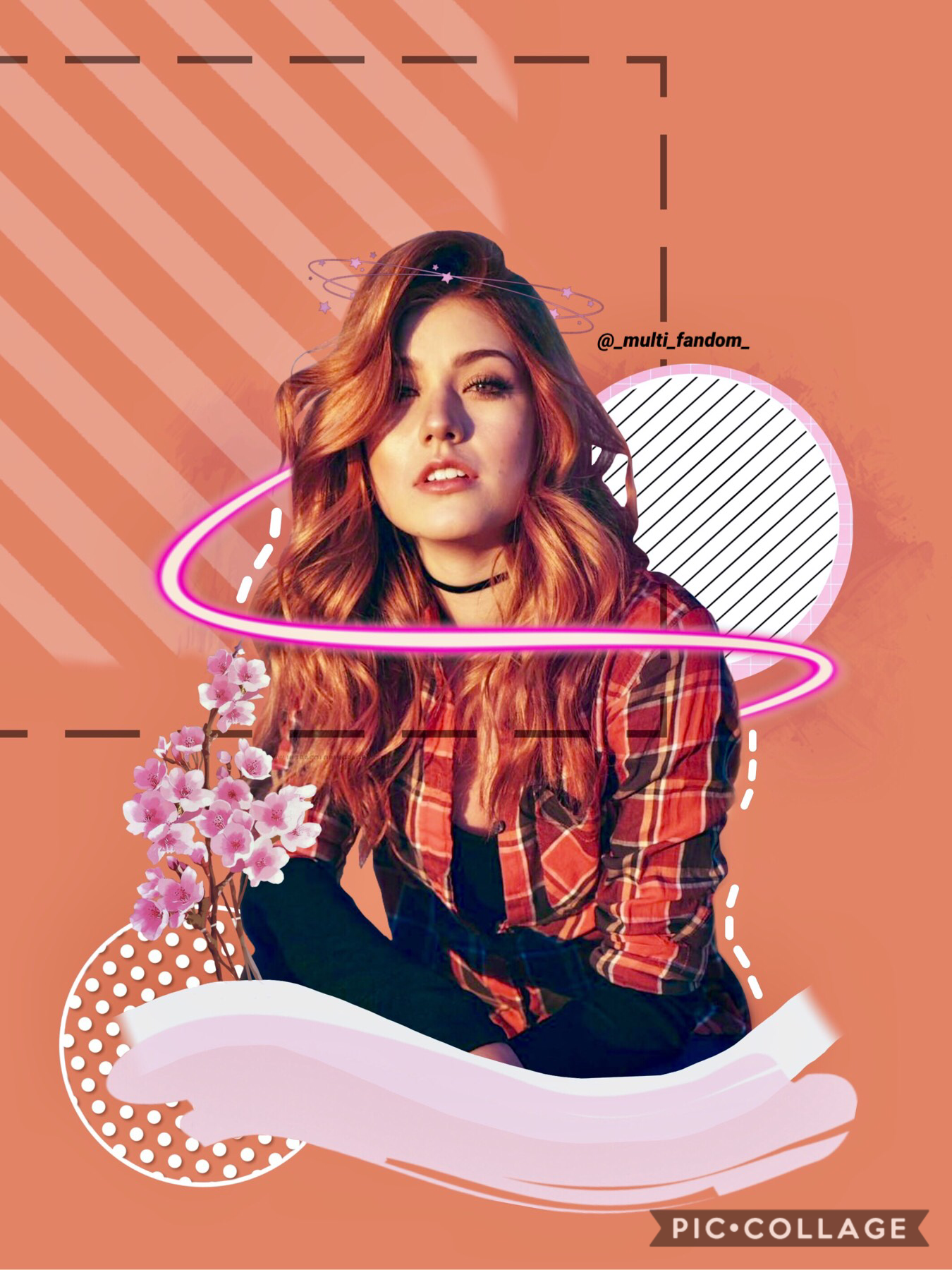 this is Katherine McNamara, also know as clary fray from shadowhunters! also, thanks for 200 followers that's crazy!!