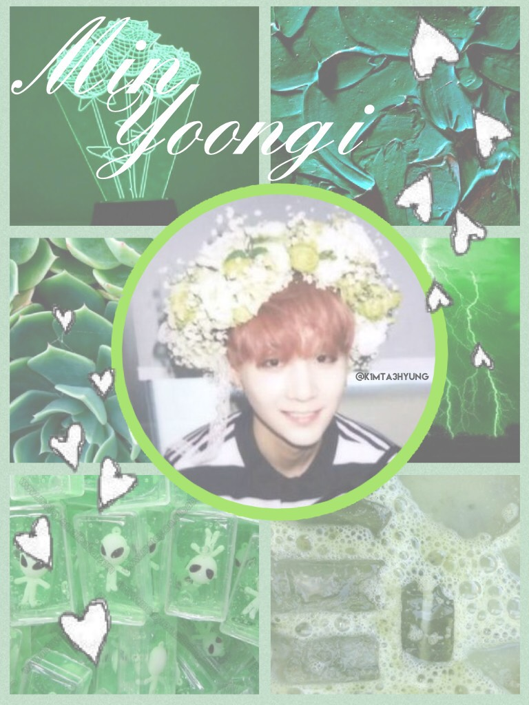 Collage by k1mta3hyung