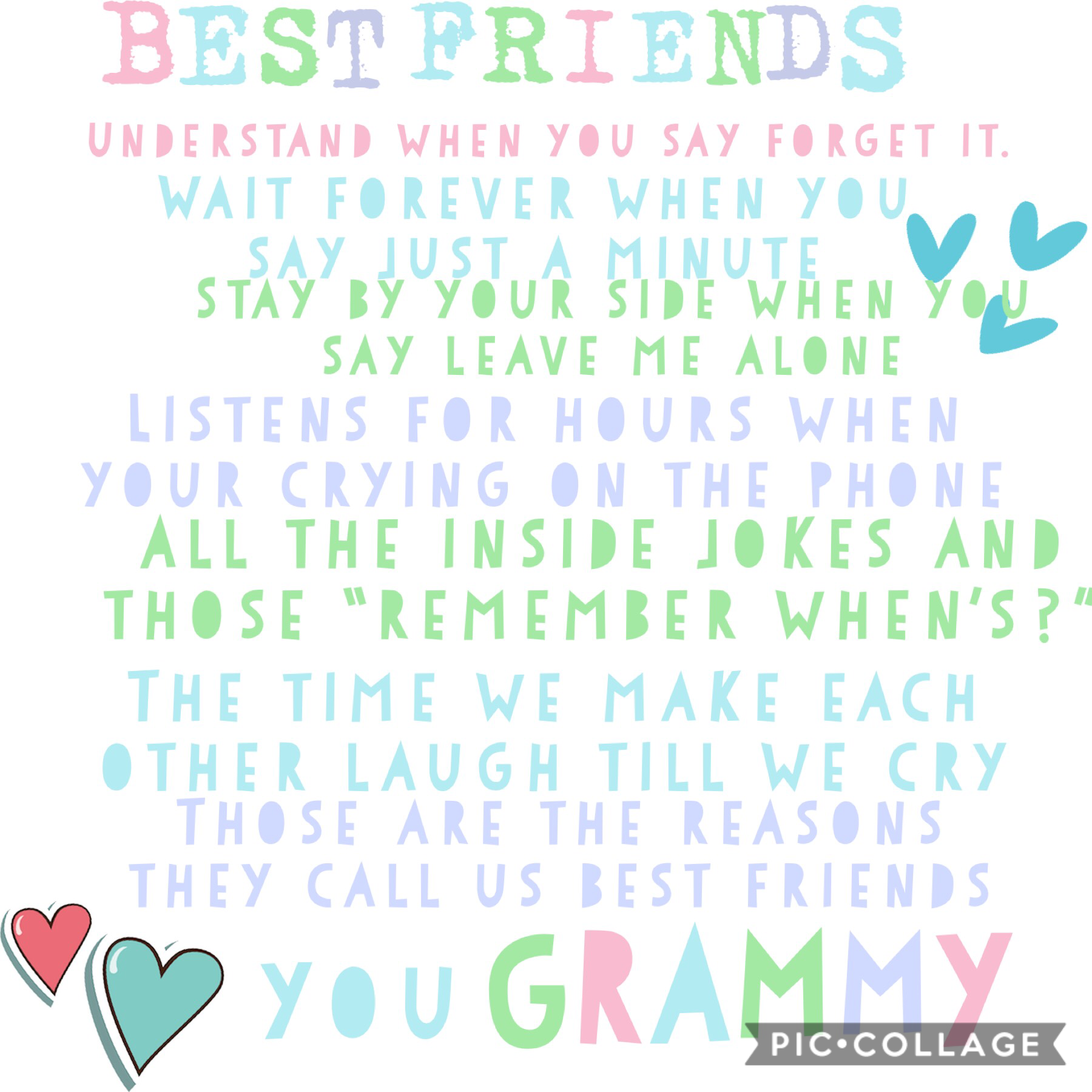 To be honest sometimes I thing what would I do without graham, Britton, and Dray! Love you SO much ur my everything!,!💕💕😘😘💕😘💕