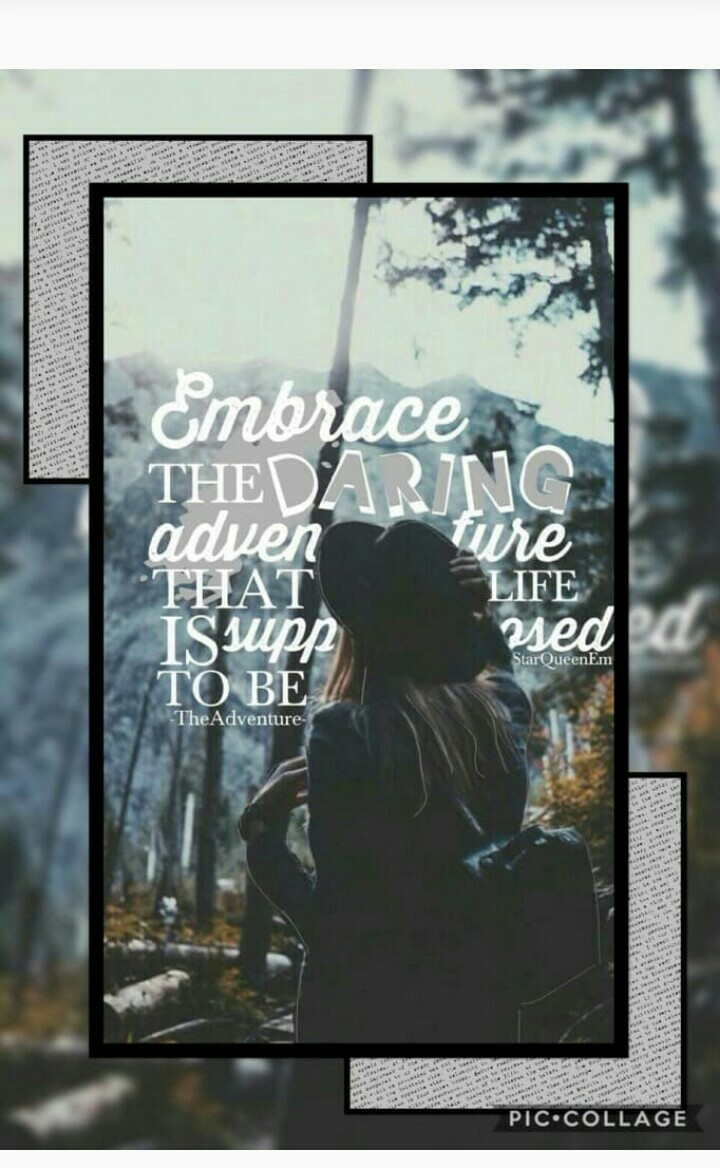 ⛅collab with... (tap)⛅ @-TheAdventure-! Geez we have done like three or four collabs together 😄 I chose bg and did the text and she chose the quote and did the AMAZING finishes!!!! Go follow her, you won't be disappointed!