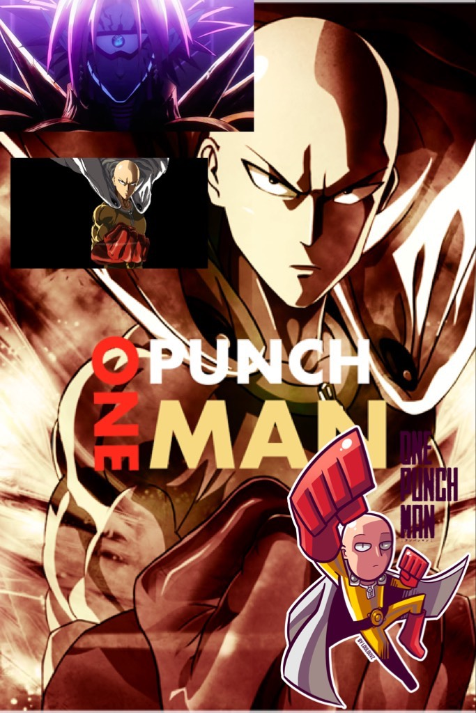 🎶One punch 🤛 🎶