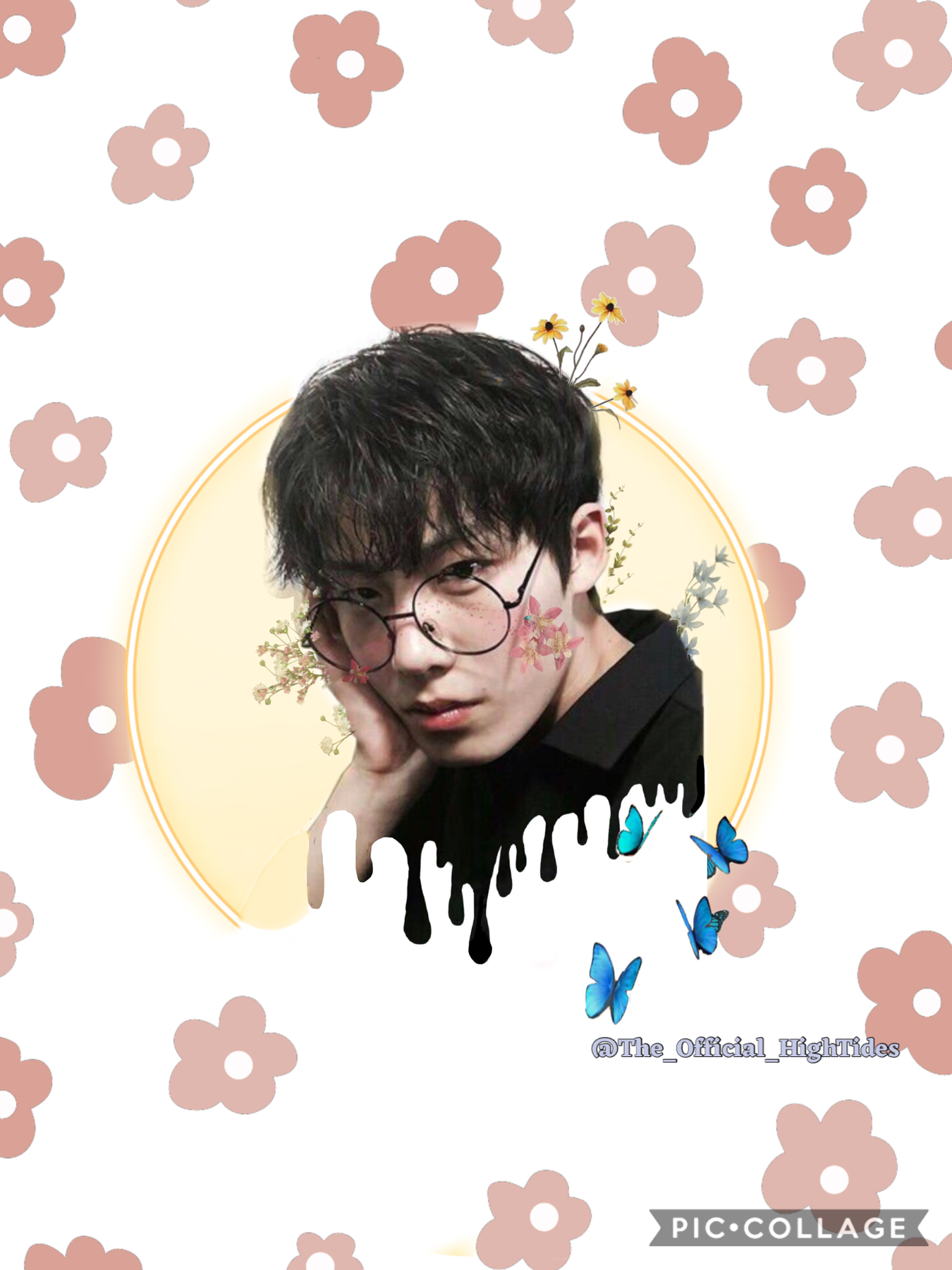 Sep.16, 2020 TAP🦋  Last minute work and I know it doesn't really all match perfect together but I tried😓😂