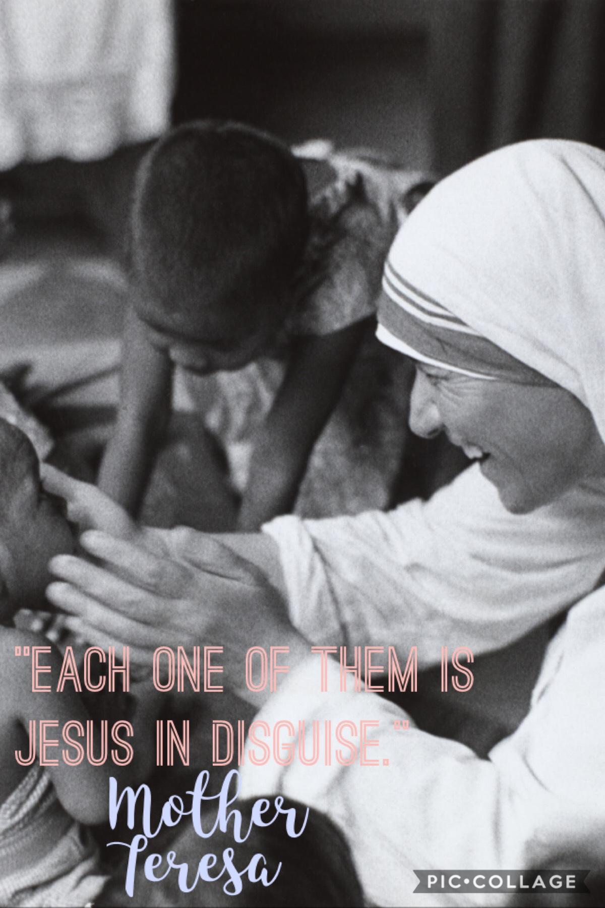 ❤️ Mother Teresa ❤️