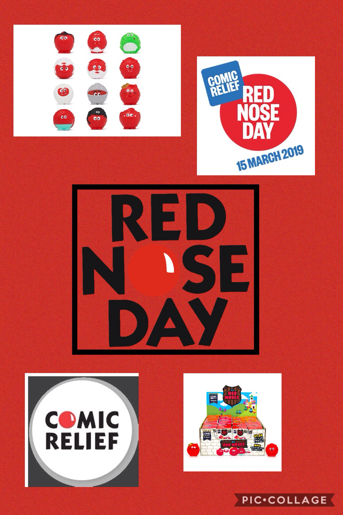 Happy Red Nose Day guys!❤️